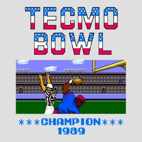 Tecmo Bowl Champion 1989