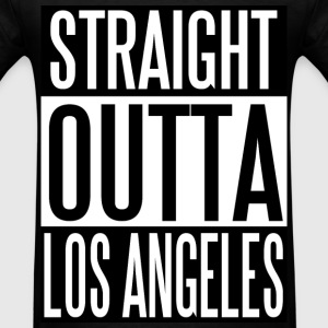 Staight Outta Los Angeles - Men's T-Shirt