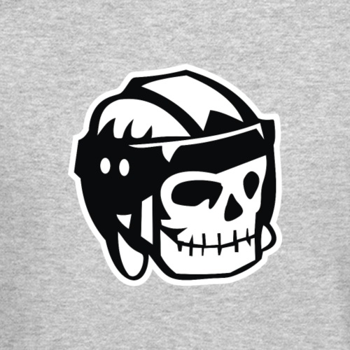 Russel Crowe – Hockey skull