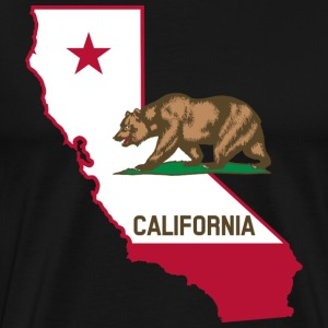 California Bear T-Shirts - Men's Premium T-Shirt