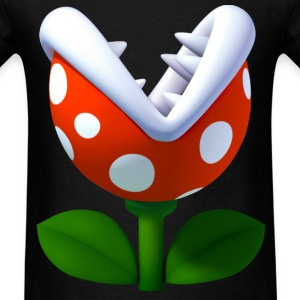 Piranha plant - Men's T-Shirt