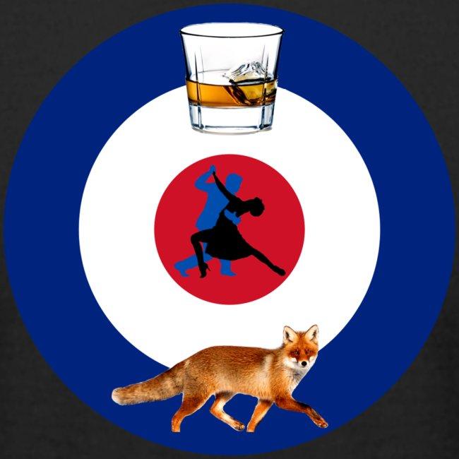 Whisky Tango Foxtrot Deluxe T-Shirt