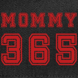 MOM 365 - Snap-back Baseball Cap