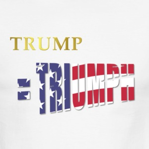 Trump is Triumph - Men's Ringer T-Shirt
