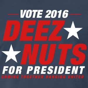 DEEZ NUTS 2016 - Men's Premium T-Shirt