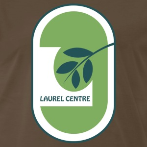 Laurel Centre Mall Logo T-Shirts - Men's Premium T-Shirt
