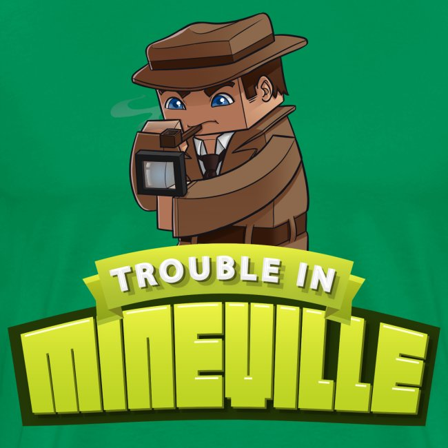 Men's Trouble in Mineville Tee
