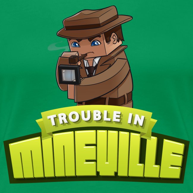 Women's Trouble in Mineville Tee