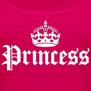 Princess Tanks - Women's Premium Tank Top
