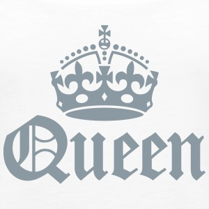Queen Tanks - Women's Premium Tank Top
