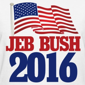 Jeb Bush 2016 - Women's T-Shirt