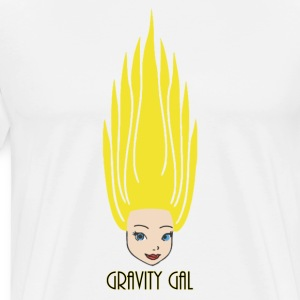 Gravity Gal T-Shirts - Men's Premium T-Shirt