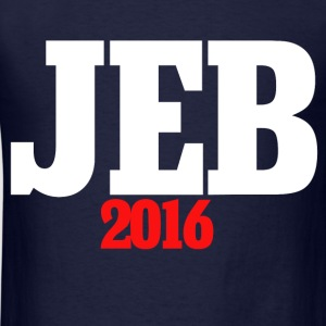 Jeb Bush 2016 republican - Men's T-Shirt
