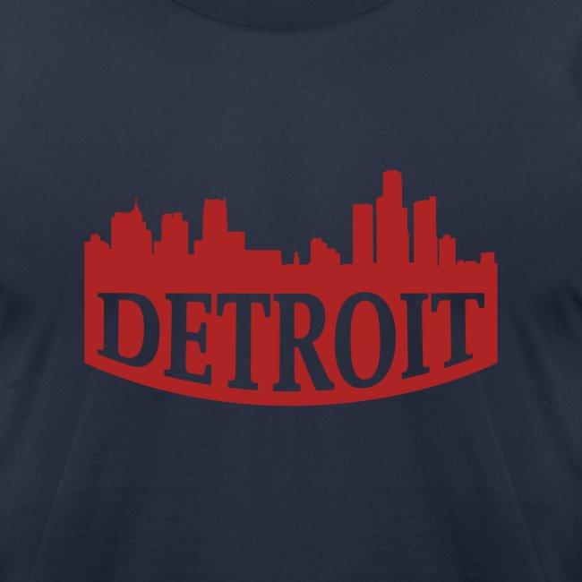 Skyline Detroit Tee