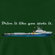 Design ~ Drive It Like You Stole It