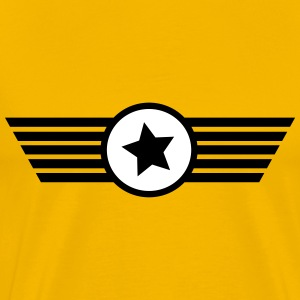 aviator T-Shirts - Men's Premium T-Shirt