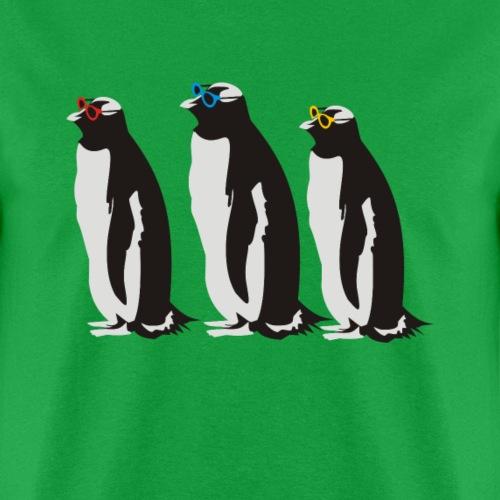 3 Penguins Leonard