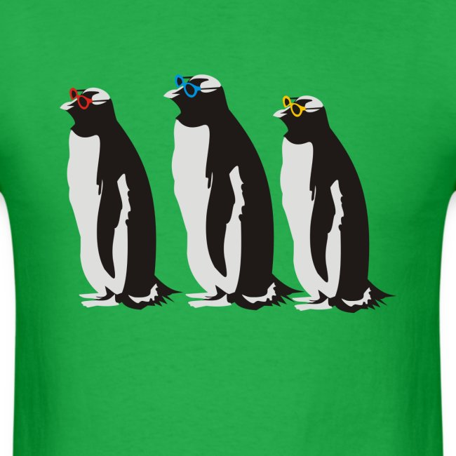 3 Penguins Leonard