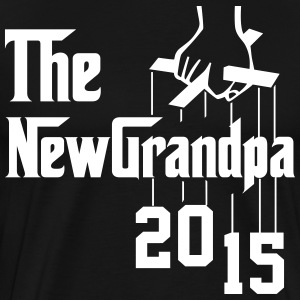 The New Grandpa 2015 T-Shirts - Men's Premium T-Shirt