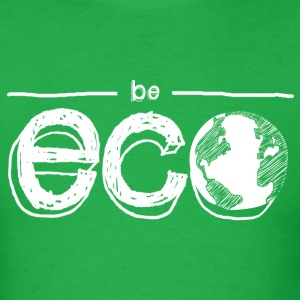 Be ECO with Earth T-Shirts - Men's T-Shirt