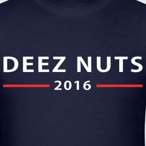 DEEZ NUTS 2016 T-shirt - Men's T-Shirt