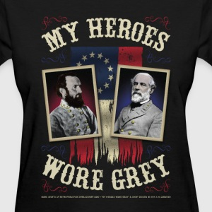 My Heroes Wore Gray Women's T-Shirts - Women's T-Shirt