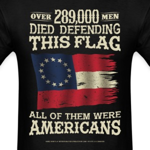 Confederate Casualties T-Shirts - Men's T-Shirt