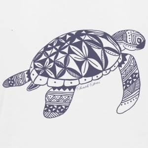 South Seas Turtle - Toddler Premium T-Shirt