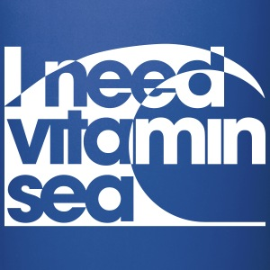 I need Vitamin SEA Mugs & Drinkware - Full Color Mug
