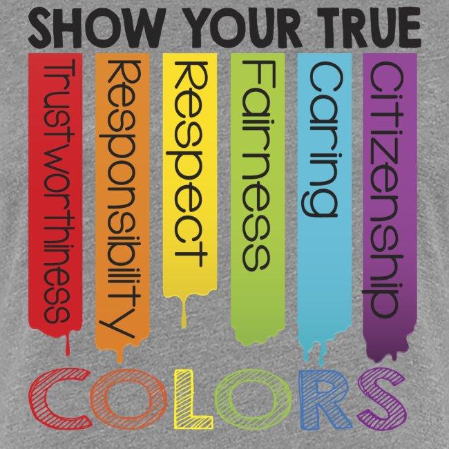 True Colors Women PLUS