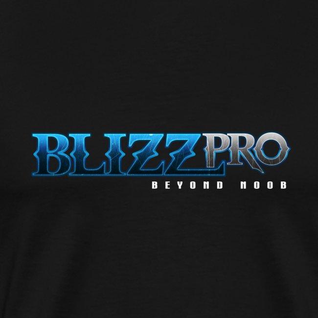 Men's T-Shirt BlizzPro Logo