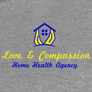 Love & Compassion HHCA T Shirt - Women's Premium T-Shirt