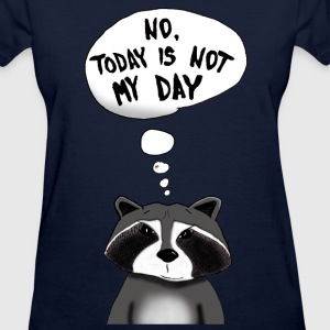 Cool Racoon - Women's T-Shirt