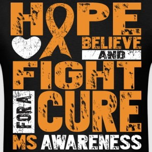Ms Awareness - Men's T-Shirt