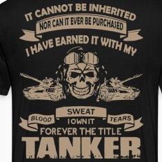 Tanker T-shirts, Shirts and Custom Tanker Clothing