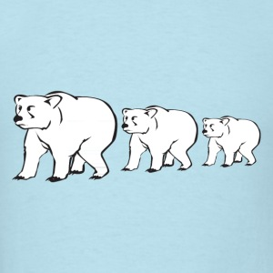 bears - Men's T-Shirt