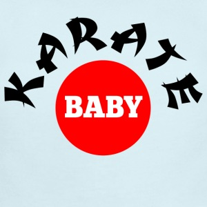 Karate Baby Baby & Toddler Shirts - Short Sleeve Baby Bodysuit