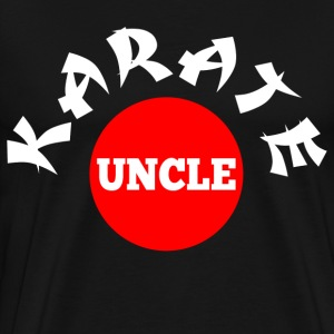 Karate Uncle T-Shirts - Men's Premium T-Shirt