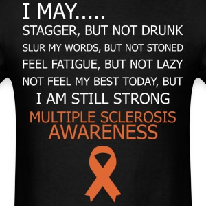 Multiple Sclerosis Awareness - Men's T-Shirt