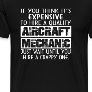 Aircraft Mechanic - Men's Premium T-Shirt
