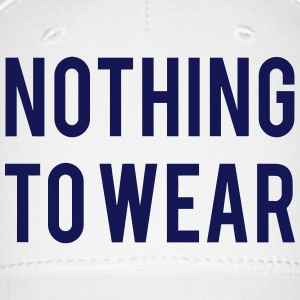 NOTHING TO WEAR Caps - Baseball Cap