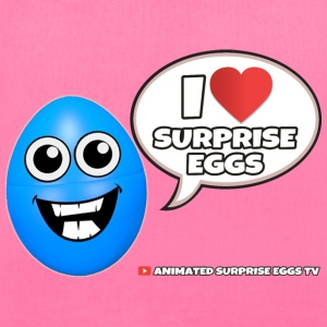 I ♥ Surprise Eggs - Tote Bag