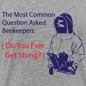 Beekeeping  - Men's Premium T-Shirt