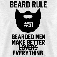 Design ~ Beard Rule #51