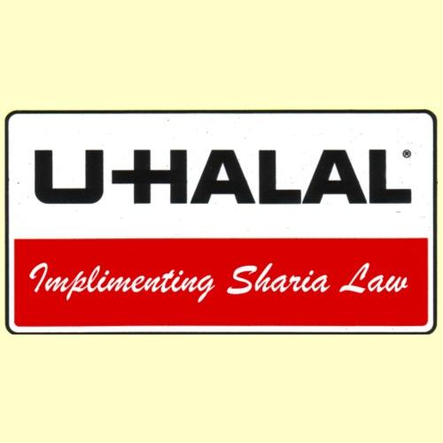 UHalal Parody UHaul Logo