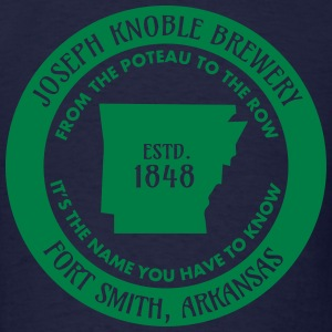 Knoble Brewery - Men's T-Shirt