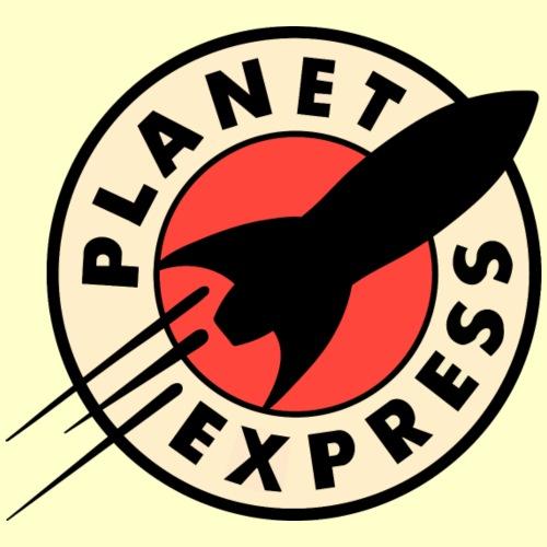 Planet Express Logo Parod