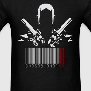 bar code - Men's T-Shirt