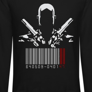bar code - Crewneck Sweatshirt