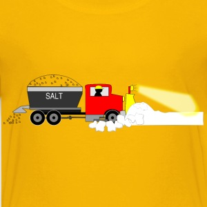Snow Plow - Kids' Premium T-Shirt